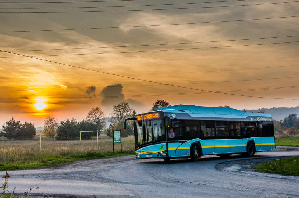 Emobilnosc malych miast - Jaworzno